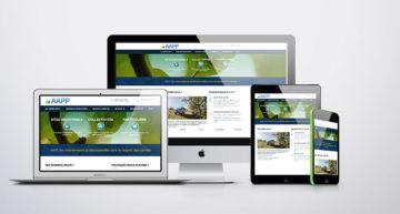 aapp nouveau site web